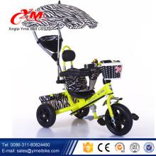 Фабрика 2016, направленных малышу трехколесный велосипед с ручкой нажима/alibaba оптовая продажа лучший трехколесный велосипед для детей 3 в 1 детская толкать трехколесный велосипед