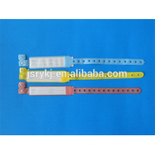 hot sell patient wristband