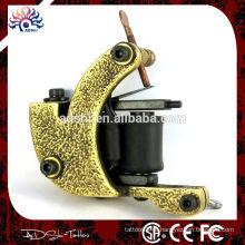 Equipamento profissional do tatuagem Máquina Handmade do tatuagem Copper Coil Iron Personalize o forro Máquinas por atacado do tatuagem