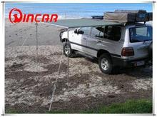 camping tent accerrories rolling up car awning for out door