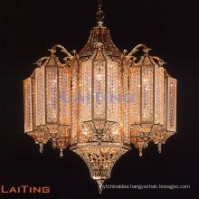 Moroccan chandelier hall decoration handing light patriot lighting