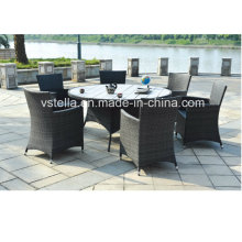 Garden Outdoor Wicker Dinging Set Chair