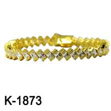 Novo Estilo 925 Pulseira de Prata Jóias (K-1873. JPG)