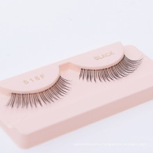 Beautiful False Eyelashes Human Hair False Eyelashes box