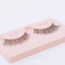 Beautiful False Eyelashes Human Hair False Eyelashes box