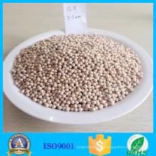 Zeolite molecular sieve13x adsorbente en precio de la industria médica