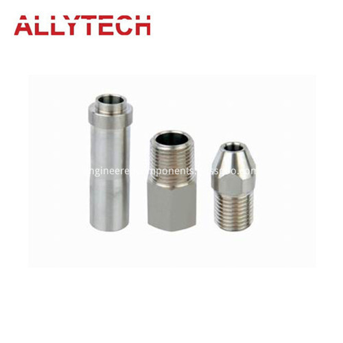 steel machining parts