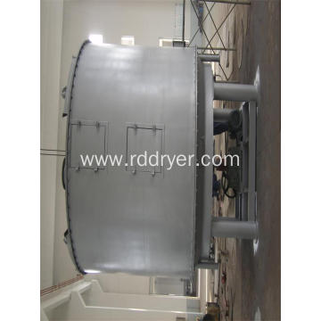 Continuous Starch Disc Plate Drying Machine for Potassium Nitrate