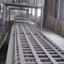 Ligne automatique de production d'équipement de plaque de magnésium de verre.
