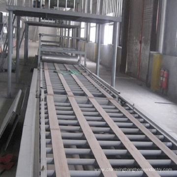 Automated magnesium fireproof board production line (sheet)