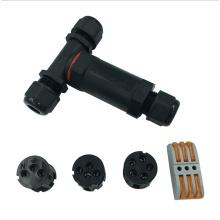 Conectores à prova d'água montados série TM25S
