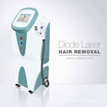 808nm laser a diodi rimozione permanente dei capelli