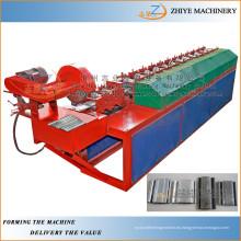 Usado Rodillos de acero galvanizado Puertas de obturador Auto Roll formando la máquina para la venta
