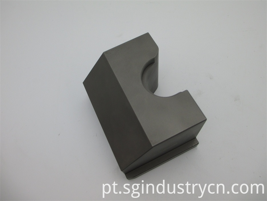 Oem Phosphating Treatment Cnc Machining Parts