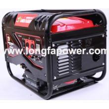 Super silencioso 2.5kVA 168f motor generador de gasolina de potencia