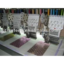 915 precio bajo caliente automatizado de la máquina del bordado del cequi para la venta