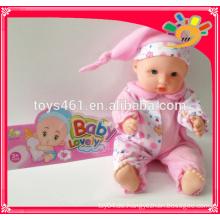 Ic billige wiedergeborene Puppe, wiedergeborene Babypuppen zum Verkauf, 12 Zoll wiedergeborene Puppe