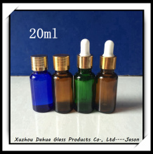 20ml Color Glass Essential Oil Bottle