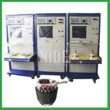 motor stator performance testing panel equipment