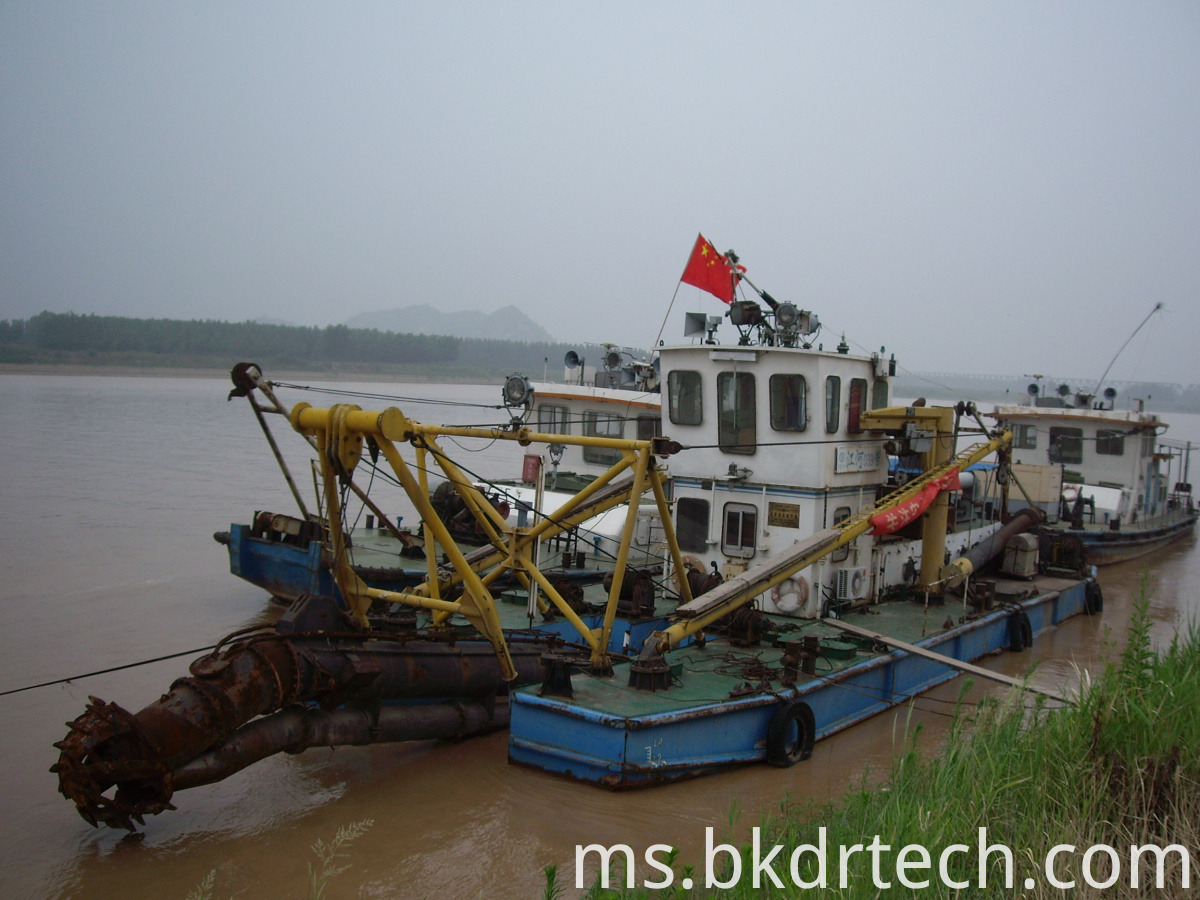 sand suction pump ship