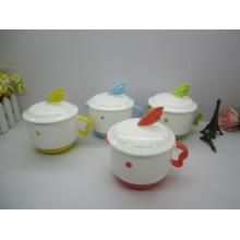 Taza de cerámica del té