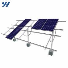 Korrosionsbeständigkeits-Aluminiumrahmen für Sonnenkollektor, Aluminiumsolarfeldrahmen