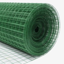 China Wholesaler of PVC Welded Wire Cloth (ZDWWC)