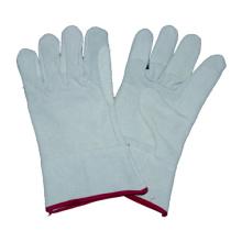 Kuh Split Schweißhandschuh Doppel Palm Handschuh
