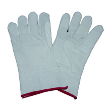 Cow Split Welding Glove Double Palm Leather Glove