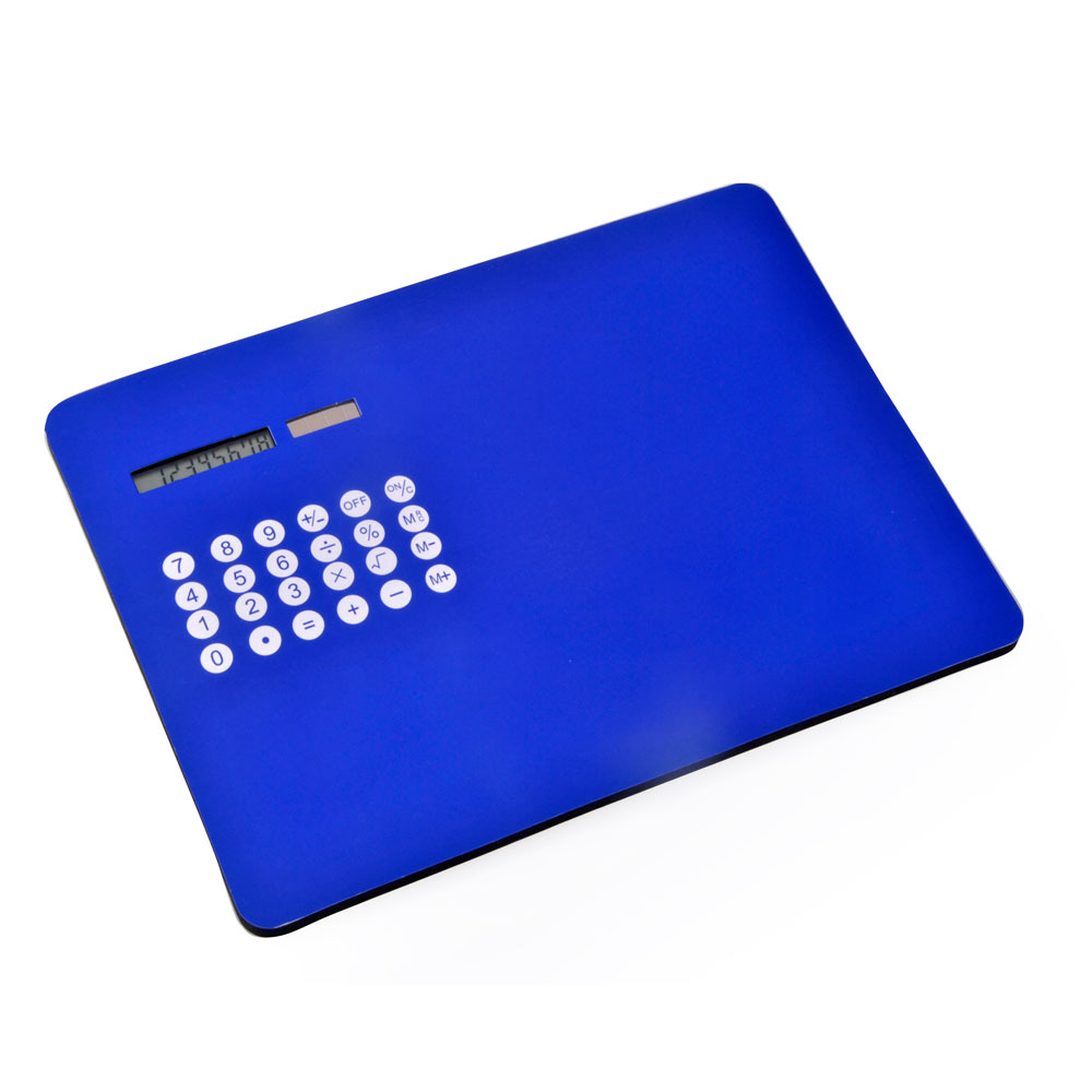 EVA material mouse-mat with calculator