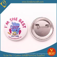 O cérebro dos miúdos incentiva o emblema do botão da lata para crianças no preço barato