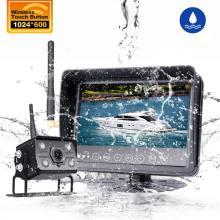 Vechile Backup Cameras IP69 Rear View Monitors