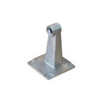 Accessoires de moto moulés sous pression en alliage de zinc de haute précision