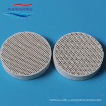 керамические нагревательные плиты газовые горелки инфракрасного
