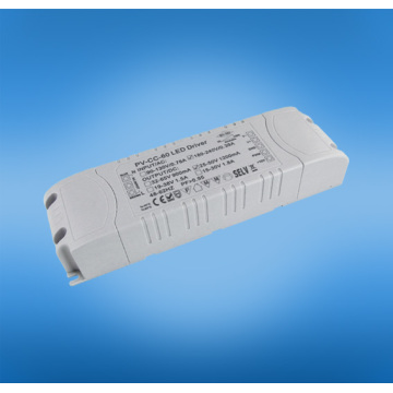 24v/dc 2500ma 60w triac dimmable led driver