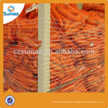 6g HDPE Plastic Stretch Pallet Net Wrap , Hdpe Packaging Net,jumbo pallet wrap