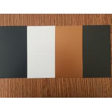 Pure White PVDF Color Coating Aluminium Coil