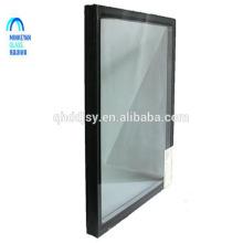 6mm 8mm 10mm 12mm 19mm curvo vidro temperado para a construção de painéis de parede do chuveiro