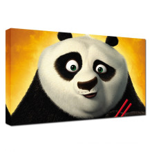 2015 Cool Animal Panda Painting for Kids Room