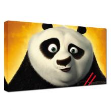 Pintura fresca da panda do animal 2015 para o quarto dos miúdos