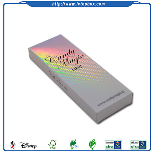 Color Contact Lens Packaging Box Printing