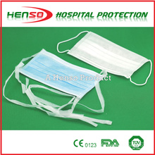 HENSO Nonwoven Surgical Face Mask