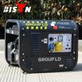 BISON CHINA Swiss Kraft 6.5kw Fuel Save 380V Gerador de gasolina trifásico gerador profissional kraft sk 8500w