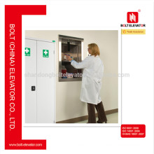 Медицинский лифтовый лифт из нержавеющей стали