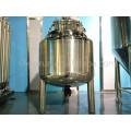 Vacuum Emulsifier Cheese Making Machine Liquid Gel Mixer