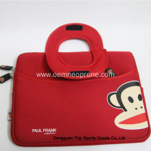 Fast Delivery for Laptop Sleeves High Quality Red Durable Neoprene Laptop Sleeves export to Italy Manufacturers
