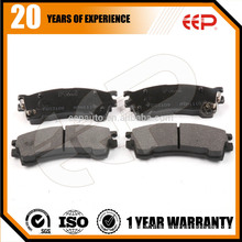 Brake Pad Set for Mazda 626GF/323BJ FD33109