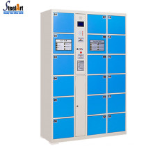 widely used smart electronic locker for luggage storage gym electronic lockers