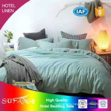 Hotel bedding/Hotel bed linen 1800TC wrinkle free cotton bed sheet/bed linen/bedding set