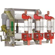 Yfgz16 (ZN16B)-12 funciones manuales y eléctricas de alto voltaje de CA interruptor de vacío